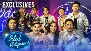 Ramil, Ibrahim, Kier, and Jeremiah - Idol Reacts | Theater Round | Idol Philippines