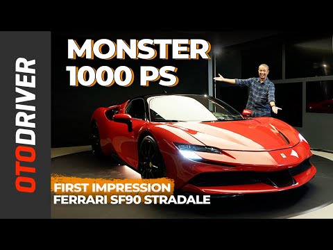 Ferrari SF90 Stradale 2021 | First Impression | OtoDriver