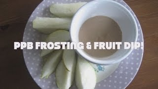 Ppb® Frosting Or Fruit Dip - Powdered Peanut Butter