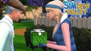 The Sims 4 SimDew Valley Challenge#3 - Urodziny Lewisa i kolacja u Cyganki