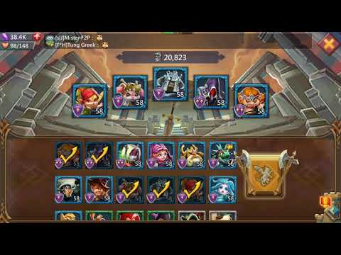 Lords Mobile 7-12 Normal
