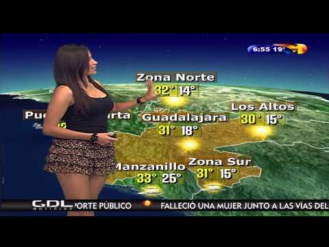 Susana Almeida Clima del 25 de Octubre de 2012 1
