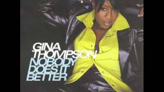 WITHOUT YOU - GINA THOMPSON