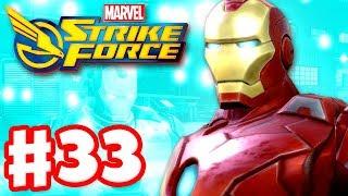 7 Star Iron Man! - Marvel Strike Force - Gameplay Walkthrough Part 33
