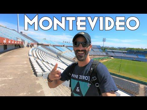 La ciudad de Montevideo Uruguay, como es?🇺🇾