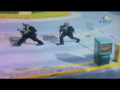 Riverside Attack: CCTV security cameras reveal the identity of alleged terrorists