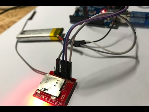 SIM800L GPRS HTTP POST Request Mit Dem Arduino