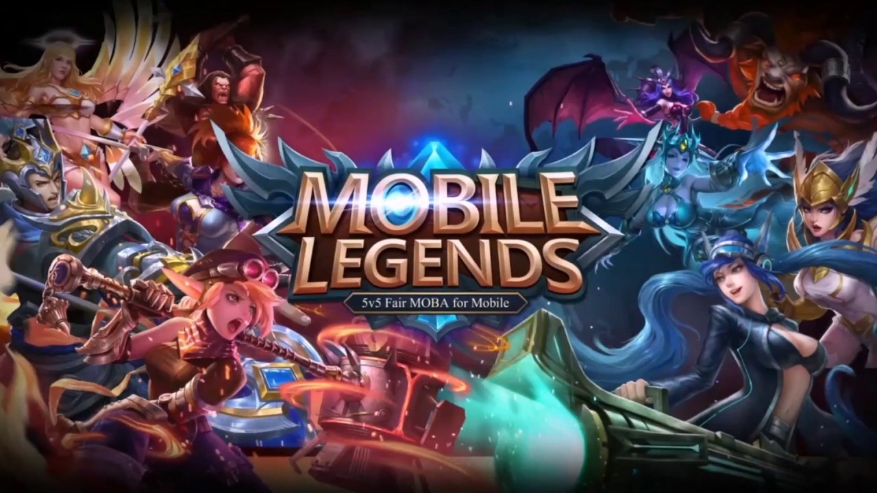 Mobile Legends Bang Bang 5v5 MOBA On Mobile, Classic 3-Lane Battle! -  YouTube