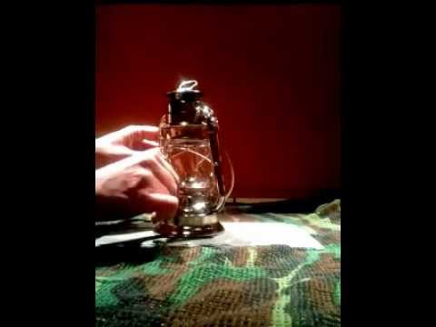 L mpara de parafina o keroseno youtube - Lampara de parafina ...