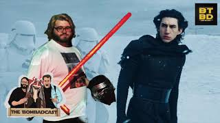 The Kylo Ren Analysis ft: Jarod The Dark Jedi | The Bombadcast