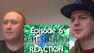 Final Fantasy VII: Machinabridged (#FF7MA) - Ep. 6 REACTION