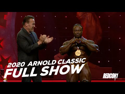 Redcon1 Presents The 2020 Arnold Classic Webcast Full Show