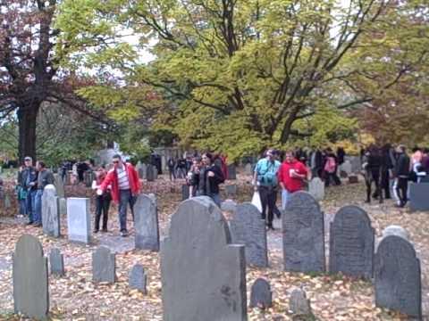 Haunted Happenings Halloween in Salem Massachusetts - YouTube