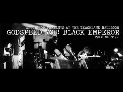 Godspeed You! Black Emperor  9/22/2015  Cleveland,
