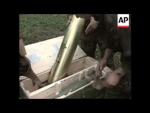 Bosnia - Bosnian Army Press On Offensive