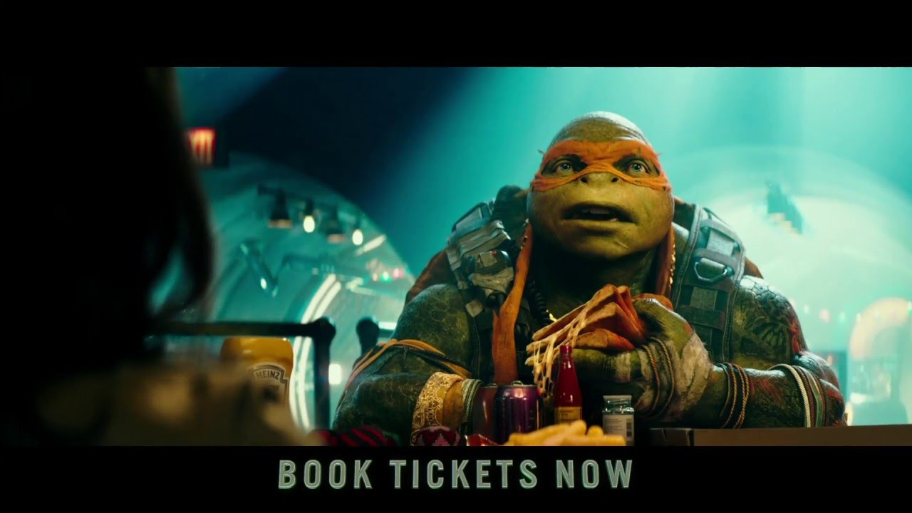 Teenage Mutant Ninja Turtles Out Of The Shadows Red Onions Spot Paramount Pictures Uk Youtube