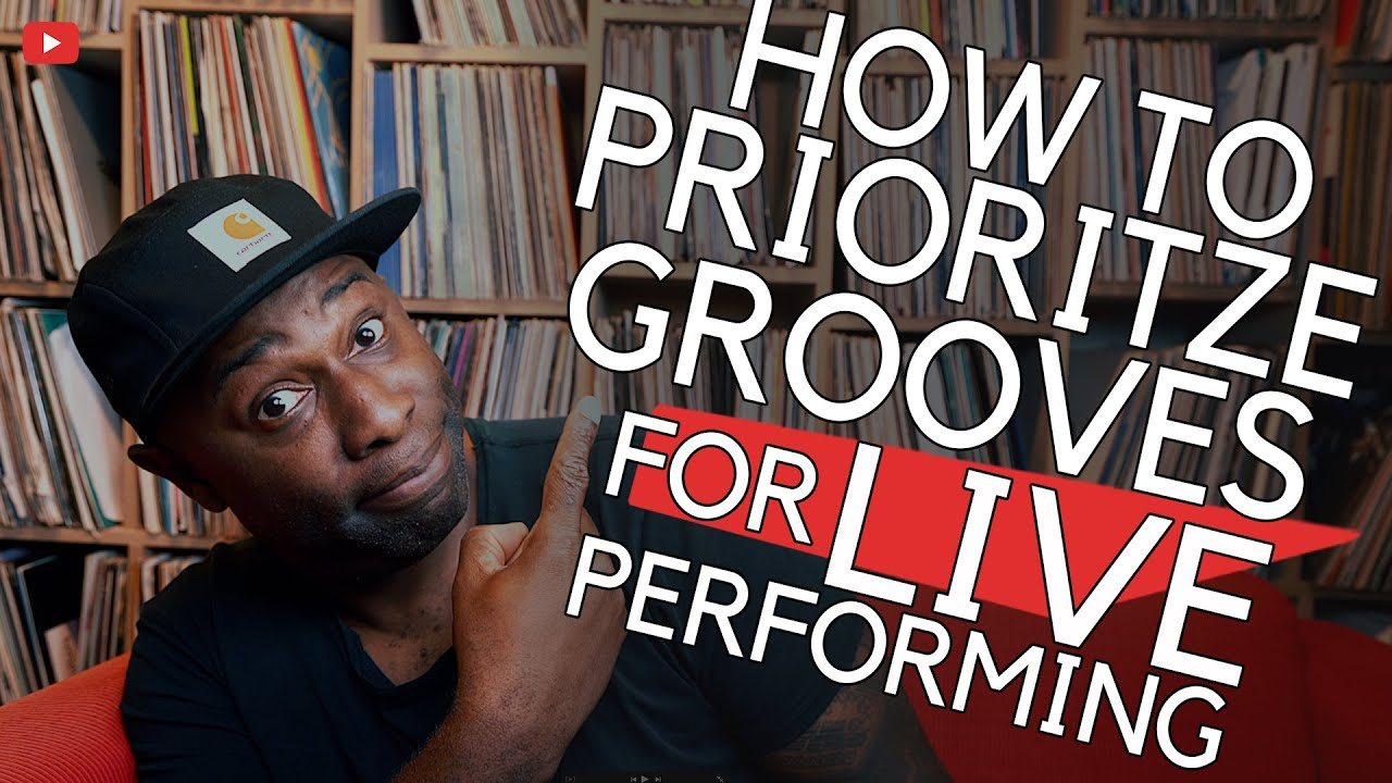 Download How To Prioritize // Grooves For Live Performing