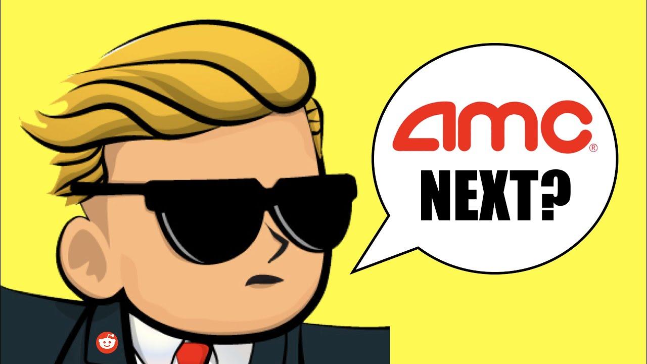 ⏰ AMC THE NEXT YOLO STOCK? (WALLSTREETBETS) - YouTube