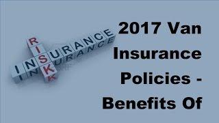 2017 Van Insurance Policies   Benefits Of Multi Car Insurance Plans