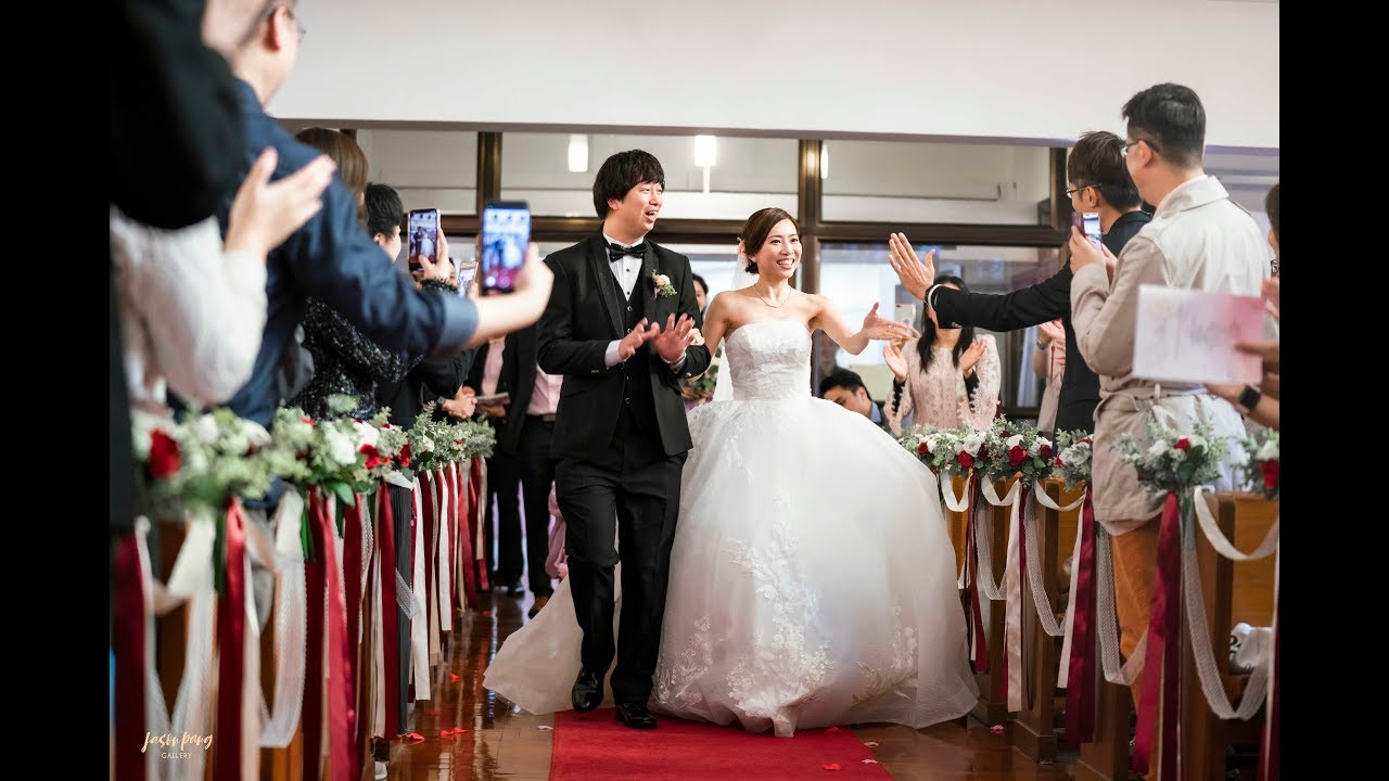 Fion & Hong Wedding day