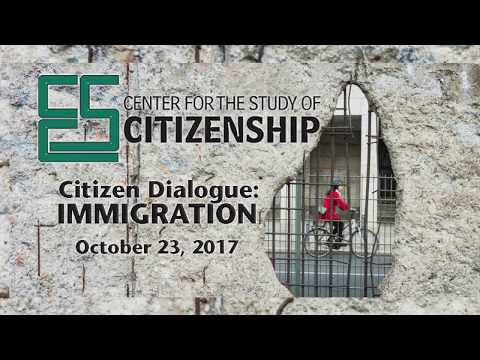 Citizen Debate: Immigration - Center for the Study of Citizenship at Wayne State University