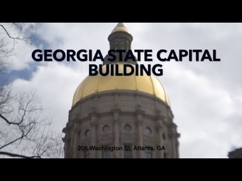 GEORGIA STATE CAPITAL BUILDING