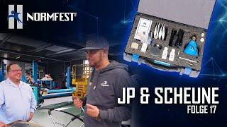 Folge 17 mit JP & Scheune: Steinschlag-Reparatur