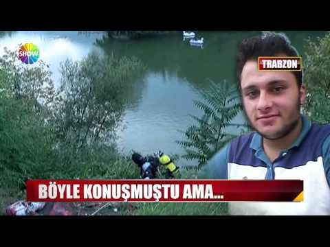 Trabzon Akçaabat'ta trafik kazası.