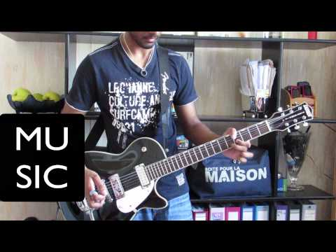 Hillsong UNITED My God mix guitar