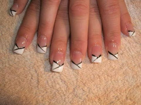 2015 Modern Nails Art Ideas Gallery #133 - YouTube