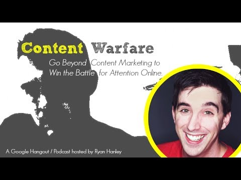 How to Grow Your Brand Using Great Design w/ Dustin Stout | Content Warfare TV