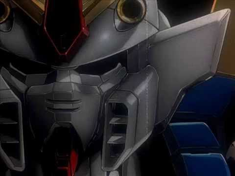 Gundam Wing 1st Opening Theme (Official Karaoke) - Just Communication