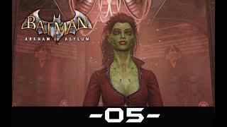 BATMAN RETURN TO ARKHAM -ARKHAM ASYLUM- #5