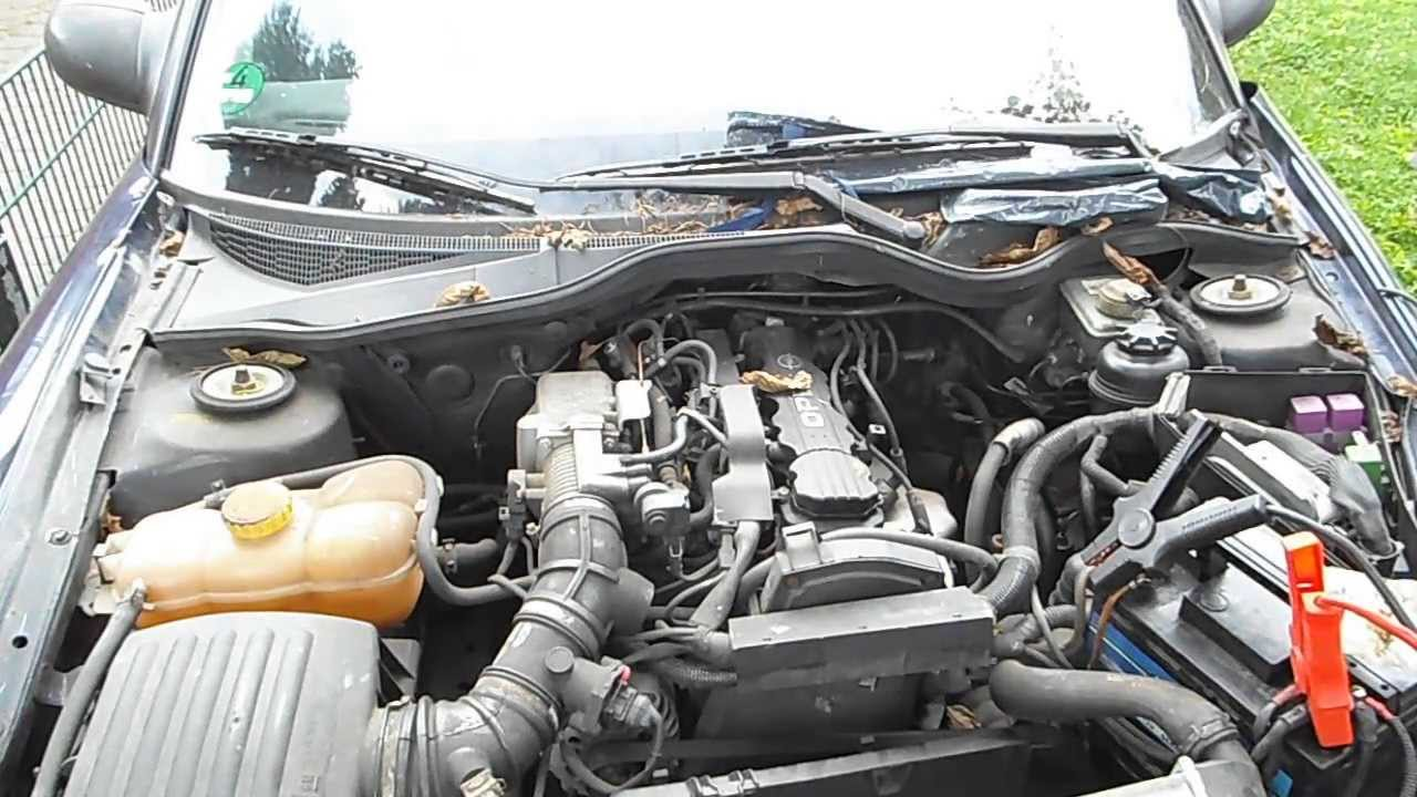 двигатель 18nur опель омега