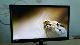 AOC E970Swn LED LCD Monitor
