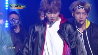 [BTS 防彈少年團/방탄소년단] Not Today Compilation/Stage Mix (Not Today 合輯)