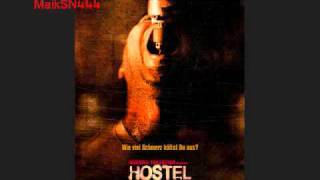 Gambar cover Hostel Soundtrack , Soundtrack , Filmmusik  ( Hostels Hostal ) Michal David Treti Galaxie