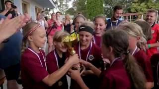 Turnaj dívčích nadějí FAČR WU11 2017/18