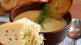 сАМЫЙ СЫРНЫЙ КРЕМ-СУП О-очень Вкусный  Cheese cream soup  Марьяна