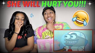 "Tutweezy ""When you date a Female Athlete"" REACTION!!!"