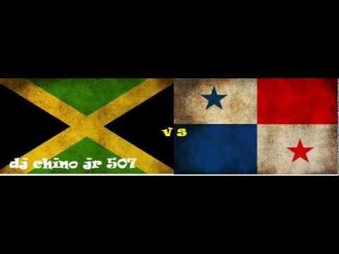 Jamaica Vs Panamá.... Dj Chino Jr