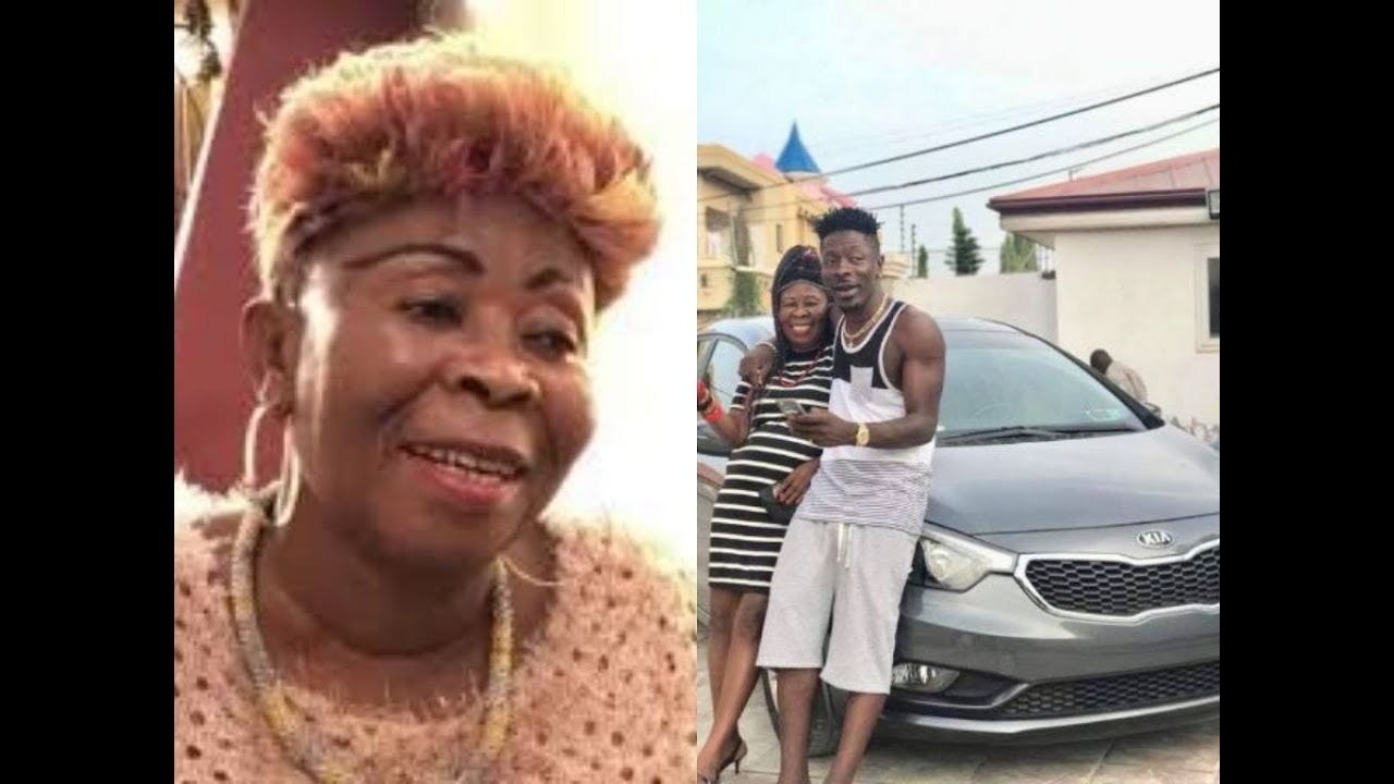 """I carried shatta wale in my womb for 13 months"""" - Shatta wale's mother - YouTube"""