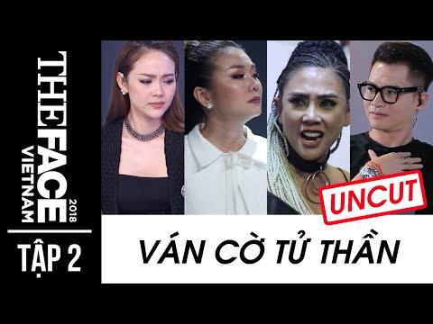 THE FACE VIETNAM 2018 FULL   EPISODE 2   VÁN CỜ TỬ THẦN