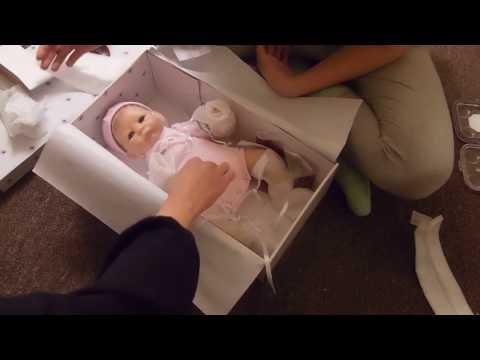 REBORN BABY UNBOXING!!!! | ASHTON DRAKE | LITTLE PEANUT