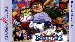Baseball Stars Color - Neo Geo Pocket Color