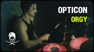 Orgy - Opticon Drum Cover