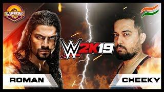WWE 2K19 आओ, आज हड्डी तोडते हैं | Football Later