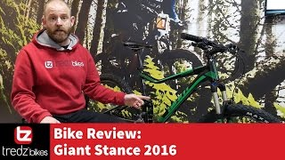 Giant Stance 2016 Review