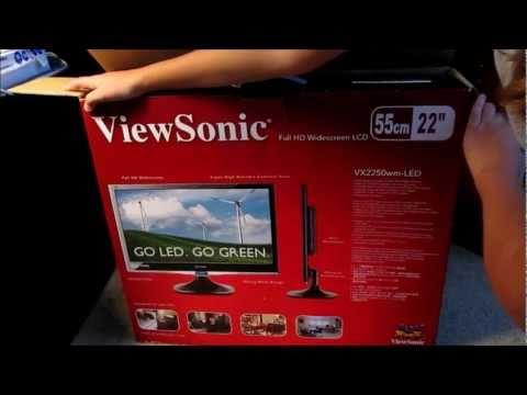 VIEWSONIC VX2233WM DRIVERS FOR MAC DOWNLOAD