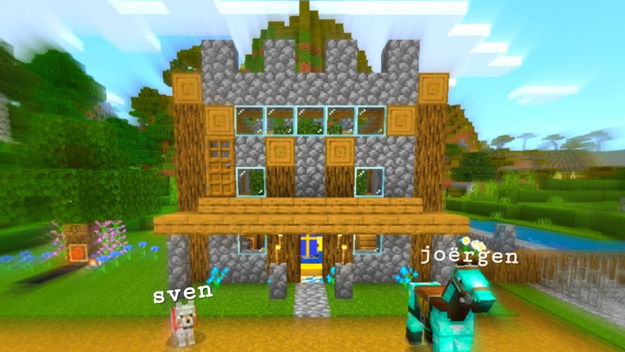I Recreated Pewdiepies Entire Minecraft World